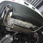 アルファロメオ ジュリエッタ 1.4 lxy スポーツマフラー(新規制車検対応)by TEZZO