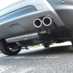 フィアット500X クロスプラス4WD lxy スポーツマフラー(新規制車検対応)by TEZZO