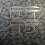 アルファロメオ4Cキャンバーシム2mm