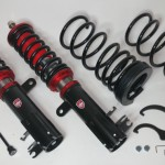 TEZZO 全長調整式車高調 for アバルト 500/595/695