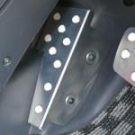 TEZZO ノンスリップフットレスト for FIAT500 右ハンドル車専用